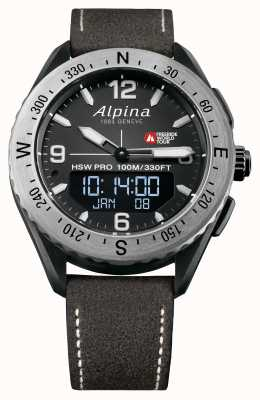 Alpina | mens freeride wereldreis smartwatch limited edition | AL-283FWT5SAQ6