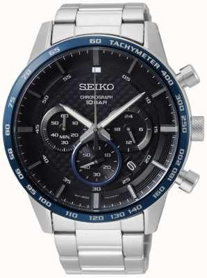 Seiko   conceptuele serie   mens   chronograaf   SSB357P1