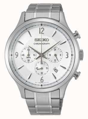 Seiko   conceptuele serie   mens   chronograaf   SSB337P1