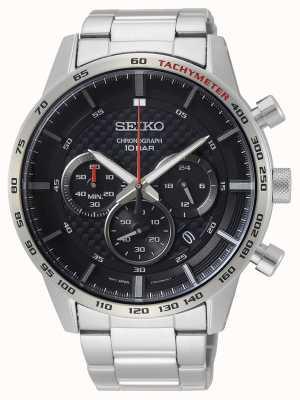 Seiko   conceptuele serie   mens   chronograaf   SSB355P1