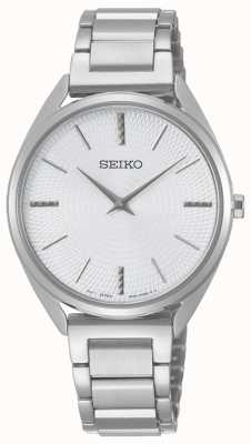 Seiko | conceptuele serie | vrouwen | zilveren armband SWR031P1