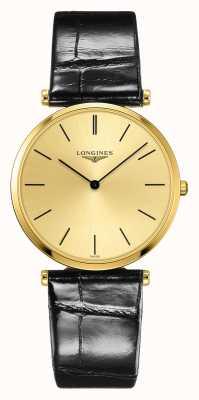 Longines | la grande classique de longines | heren | Zwitserse kwarts | L47552322