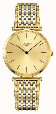 Longines | la grande classique de longines | heren | Zwitserse kwarts | L47552327