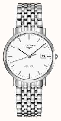 Longines | elegante collectie | heren 37 mm | zwitsers automatisch | L48104126