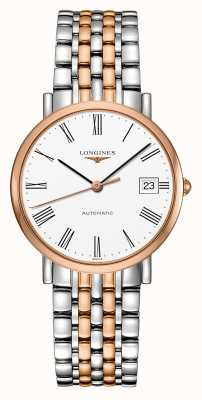 Longines | elegante collectie | heren 37 mm | zwitsers automatisch | L48105117