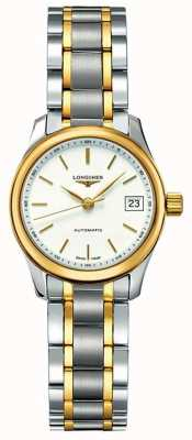 Longines | master collectie | vrouwen | Zwitserse automaat L21285127