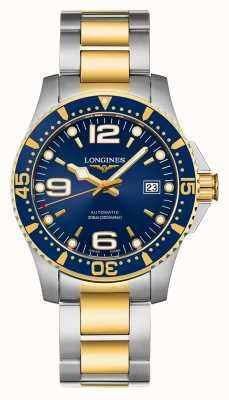 Longines | hydroconquest sport | heren 41 mm | zwitsers automatisch | L37423967