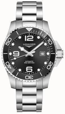 Longines | hydroconquest keramiek | heren 43 mm | Zwitserse automaat | L37824566