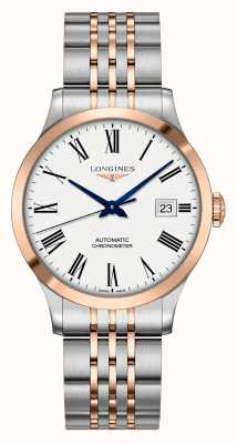 Longines | record | heren | Zwitserse automaat | L28205117