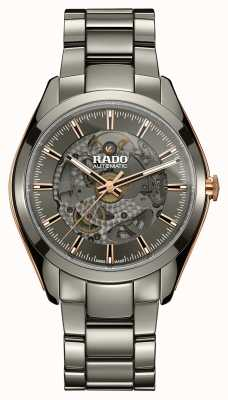 Rado | hyperchroom | automatisch | open hart | keramische armband | R32021102