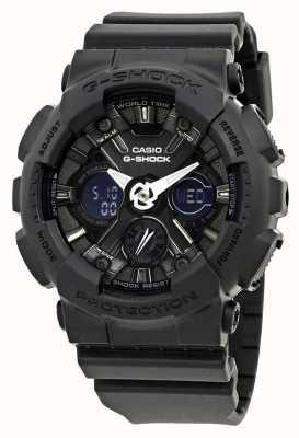 Casio | g-shock | s serie | zwarte hars | GMA-S120MF-1AER