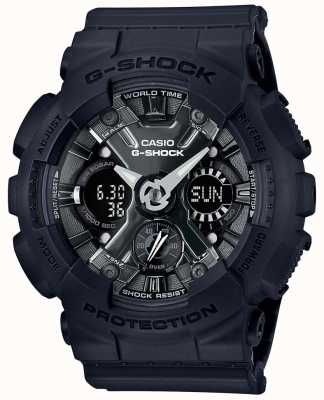 Casio g-shock | s-serie | zwarte hars | GMA-S120MF-1AER