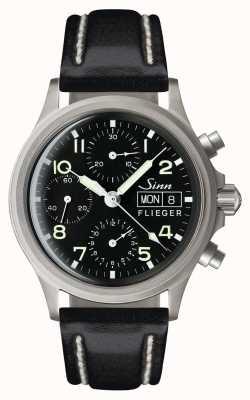 Sinn 356 piloot traditionele chronograaf 356.020