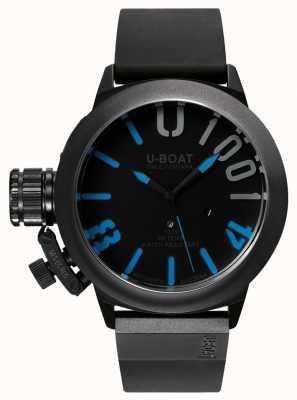 U-Boat Classico 47 1001 ipb blu rubberen band 7541