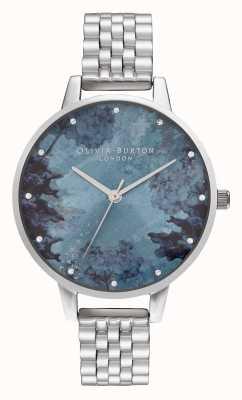 Olivia Burton | dames | onder de zee | blauwe koraal wijzerplaat | OB16US06