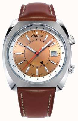 Alpina Startimer piloot erfgoed heren AL-555RGS4H6
