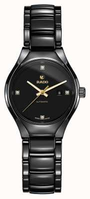 Rado Echte diamanten hightech keramiek R27059712