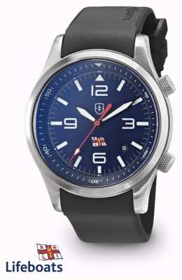 Elliot Brown Rnli speciale editie | canford | zwarte rubberen band | 202-025-R01