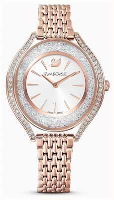 Swarovski | dames | kristallijne uitstraling | rosé gouden armband | 5519459