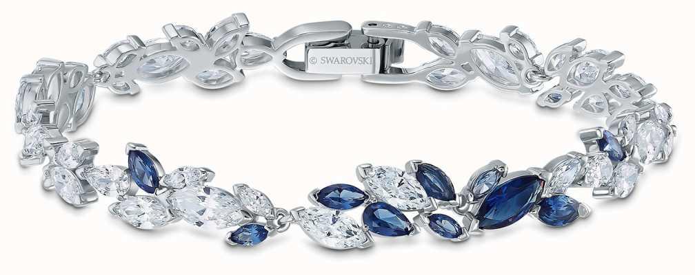 Swarovski | Louis armband | blauwe en witte kristallen | 5536548