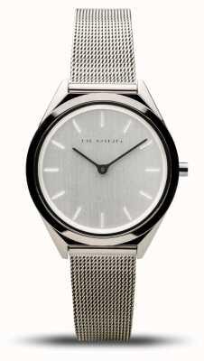 Bering | unisex | ultraslank | zilveren mesh armband | 17031-000