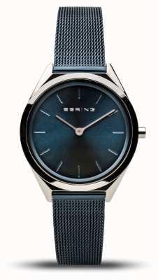 Bering | unisex | ultraslank | marine mesh armband | 17031-307