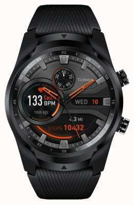 TicWatch Pro 4g lte esim | zwart | wearos smartwatch PRO4G-WF11018-136247