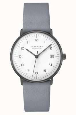 Junghans Max factuur automatisch | 34 mm zwart-wit 027/4006.04