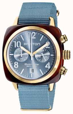 Briston Clubmaster klassieker chronograaf | 19140.PYA.T.25.NIB