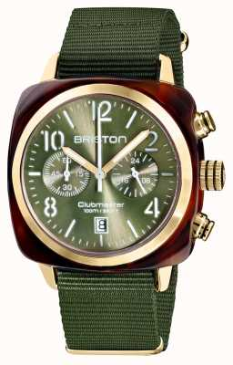 Briston Clubmaster klassieker chronograaf | 19140.PYA.T.26.NOL