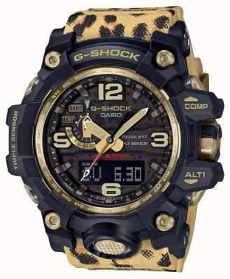 Casio G-shock mudmaster wildlife-belofte GWG-1000WLP-1AER