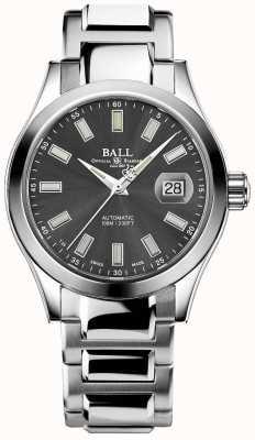 Ball Watch Company Heren | ingenieur iii | wonderlijk | roestvrij staal | grijze wijzerplaat NM2026C-S23J-GY