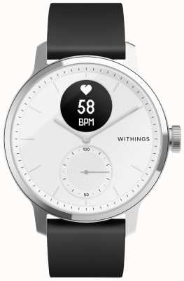 Withings Scanwatch 42 mm - wit HWA09-MODEL 3-ALL-INT