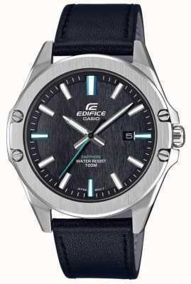 Casio Horlogeband van saffierkristal voor heren EFR-S107L-1AVUEF