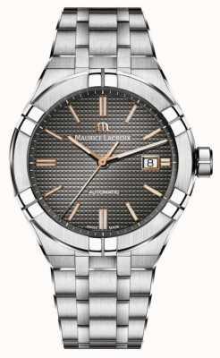 Maurice Lacroix Aikon | automatisch | zilveren armband AI6007-SS002-331-1