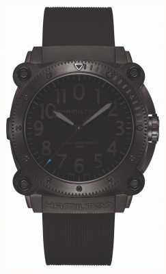 Hamilton Tenet horloge belowzero limited edition blauwe tweedehands H78505331