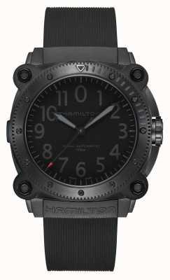 Hamilton Tenet horloge onder nul limited edition rode tweedehands H78505332