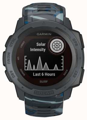 Garmin Instinct solar gps surf editie pijplijn rubberen band 010-02293-07