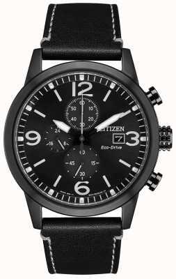 Citizen Heren sport chronograaf zwart ip CA0617-29E