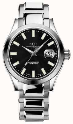Ball Watch Company Men's Engineer III Auto | beperkte editie | zwarte wijzerplaat NM2026C-S27C-BK