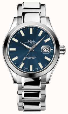 Ball Watch Company Men's Engineer III Auto | beperkte editie | horloge met blauwe wijzerplaat NM2026C-S27C-BE