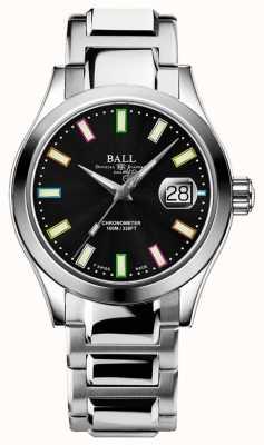 Ball Watch Company Zorgzame editie | ingenieur iii auto | beperkte editie | zwarte wijzerplaat | multi NM2026C-S28C-BK