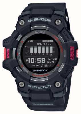 Casio G-schok | g-ploeg | steptracker | bluetooth | zwart GBD-100-1ER