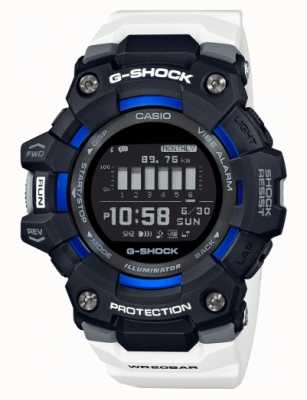 Casio G-schok | g-ploeg | steptracker | bluetooth | wit GBD-100-1A7ER