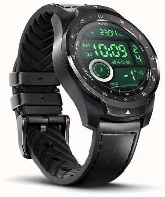 TicWatch Pro 2020 schaduwzwarte smartwatch 139863-WF12106