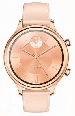 TicWatch C2 + roségouden smartwatch 139866-WG12056