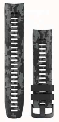 Garmin Instinct grafietgrijze camouflage horlogeband 010-12854-27