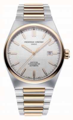 Frederique Constant Highlife | automatisch | stalen armband | extra riem | cosc FC-303V4NH2B
