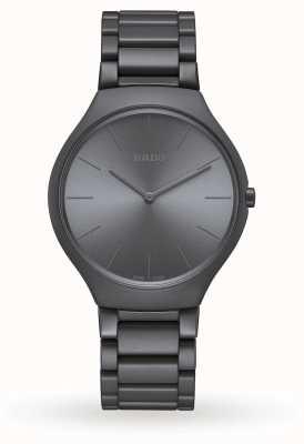 RADO Echte thinline les couleurs iorn grey limited edition R27091612