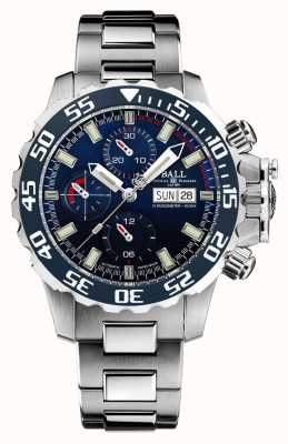 Ball Watch Company Engineer koolwaterstof nedu blauwe wijzerplaat DC3026A-S3C-BE
